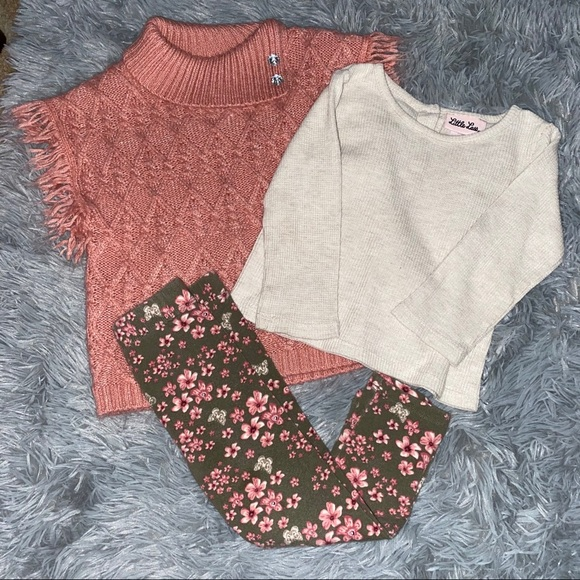 Three-Piece Outfit Infant Size 18 Months